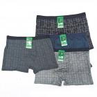 Bamboo men's boxer shorts, M-2XL, 5688