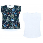 Cotton Ladies Shirt, M - 2XL, Blouse, R147