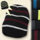 C17449 Light Winter Cap, Unisex, Colored Straps