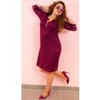 BI776 Lace Dress, Plus Size up to 56