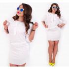 BI691 Belle robe, style espagnol, Oversize