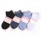 Short Women Socks, Glossy, 35-42 5366
