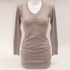 Pull en cachemire pour femmes S-XL, robe d'hiv