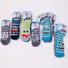 Childrens socks, cotton, Mix of Patterns, 23-38