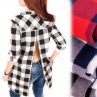 BI654 Long chemise lâche, tunique, fantastique cur
