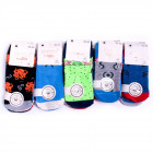 Children's socks, cotton, Sea Pattern 22-30