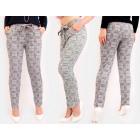 BI770 Elegant Women Pants, Autumn Lattice and Bow