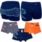 D2681 Cotton Men's Boxer Shorts, L - 3XL, Tiger