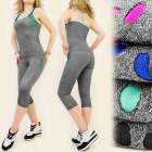 4356 Fitness set Top + Leggings, Gym & Sport