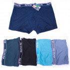 Bamboo Boxer Shorts, Men, 2XL- 6XL, Smooth, 5162