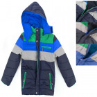 Winter Jacket for a Boy, 8-16 years old, D320