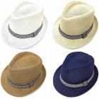 Summer Beach Hat, Mütze mit Band A18108