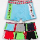 4774 Boxer pour Garçon, Sous-vêtement, Sport, 110-
