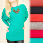 C22142 Loose Sweater, Openwork Sleeves, Cashmere