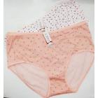 4720 Bamboo Panties Ladies up to 6XL, hearts