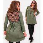 EM79 Cotton Dress, Impressive Lace,