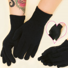 C17402 Winter, Warm Gloves, Chic and Elegance