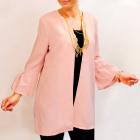 D14114 Elegant, Long Jacket, Outfit, Cape