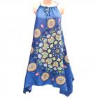 Women Summer Dress, M-2XL, C17810