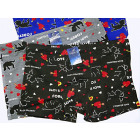 4819 Trendy Boxer Men, L-3XL, Cupids Arrow