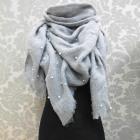 A1816 écharpe chaude, châle d'hiver, enveloppe