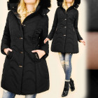 C17398 Attractive Winter Jacket, Coat, Slim Line