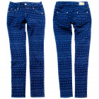 Women Jeans Pants, 25-30, Indian Design, B16881