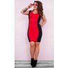 4243 Chic Pencil Dress, Plus Size, Slim Line