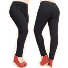 Winter, Warm Women Pants, Elegant, L-5XL, 5024