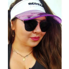T72 Trendy, Beach Visor with UV filter, PERFECT