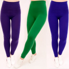 SOF39 Sensual, Cotton Leggins, Juicy Colors