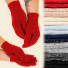 C17455 Classic Women Gloves, Winter Colors