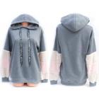 Women Sweatshirt, Oversize Hoodie, S-XL, 5210