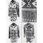 K69 Warm Cardigan, Long Sweater, Scandinavian