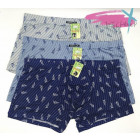 4815 Trendy Boxer Shorts Men, L-3XL, Sails