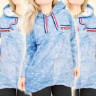 BI604 Sweat-shirt à capuche avec capuchon sport, O