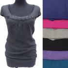 Damenkleid, Tunika mit Wolle, M-XL, A19283
