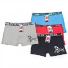 Boxers para niño, algodón, Tiger, 12-16, 5683