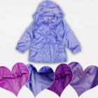 A19171 Girls Jacket With Fleece, Autumn 4-12