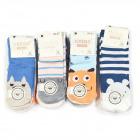 Kods Socken, Baumwolle, Haustiere, 22-34 5704
