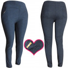 4479 Women Plus Size Pants, Spring Pattern