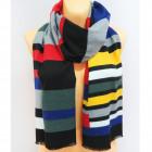 B11464 Big Scarf, Plaid, Shawl, Warm Knitwear