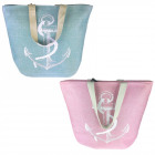 Strandtasche mit Anker, B10A95