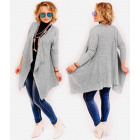 R12 Long and Loose Cardigan, Jacket, Soft & Co