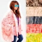 FL707 Spring Scarf, Shawl, Colorful Pattern