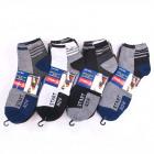 Men Socks, Feet, cotton , 40-46, 5390