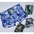 4841 Bamboo Boxer Shorts, L- 3XL Poster for Man