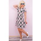 BI752 Stretchy Dress, Pastel Colors