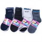 Womens Socks, cotton , Sport Line, 35-42, 4987