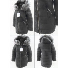 E10 Winter Women Jacket, Fashionable Fur